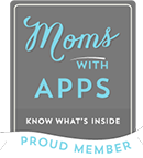 moms with apps badge